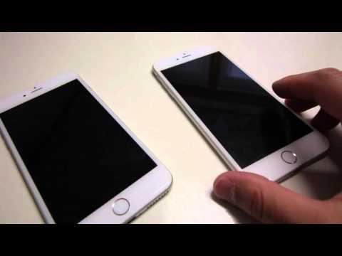 iPhone 6 Plus Display Creep issue