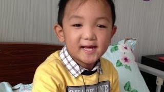 Chines boy;s new eyes - BBC News