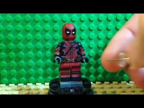 Deadpool tutorial