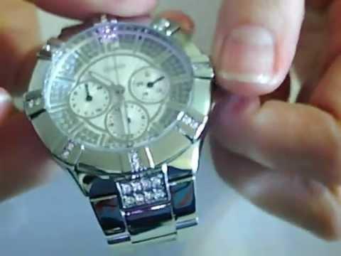 GUESS Watch, Stainless Steel Bracelet U12601L1