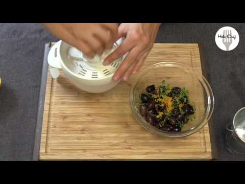 How To Marinate Olives