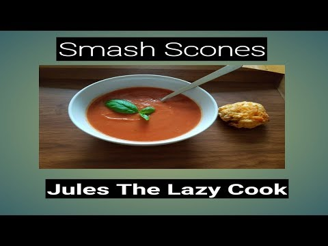 Slimming World Smash Scones - Come Cook with Me Live