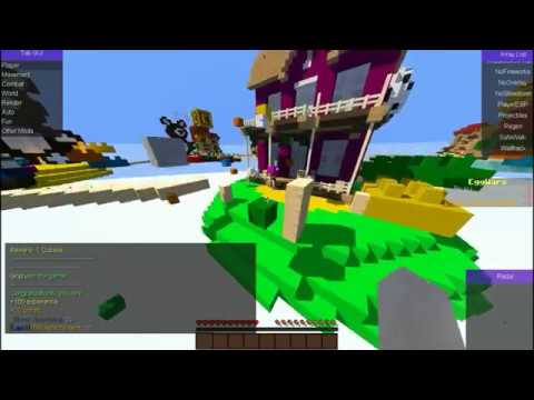 Minecraft  Hack Eggwars #Toys Fly Killaura More...