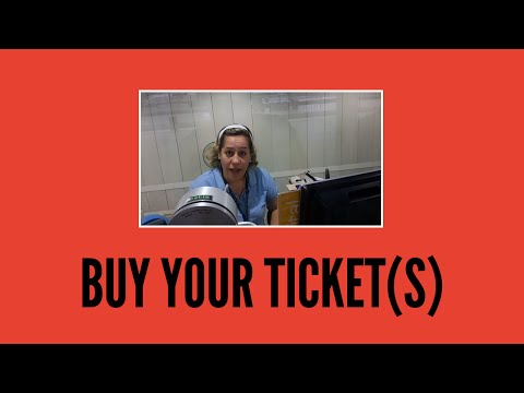 Free Bonus Video:  Buy Bus/Train Tickets in Spanish (w/ examples from Spain)