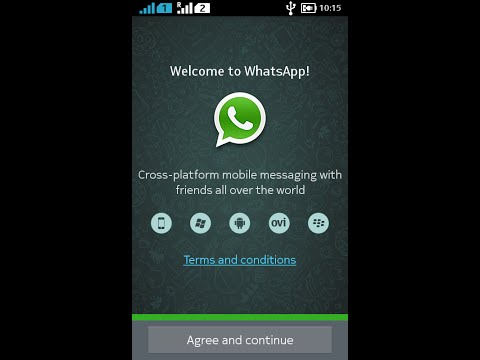 UPDATED WHATSAPP in NOKIA XL,X,X+,X2  100% working with out any error(ISSUE solved)