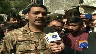 DG ISPR Asif Ghafoor Ka India Ko Khula Challenge