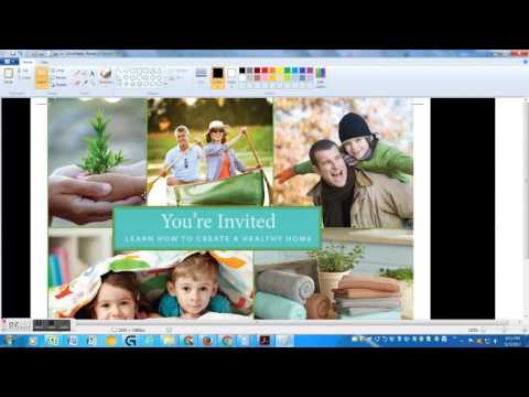 How to Convert Pdf to Jpg picture - Screenshot method.