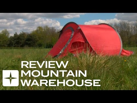 Pop Up 3 Man Tent Review