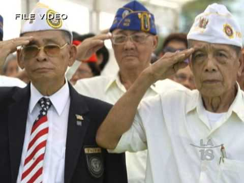 New Benefits for Families of Filipino WWII Veterans