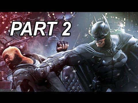 Batman Arkham Origins Gameplay Walkthrough - Part 2 Enigma (Let's Play Playthrough)