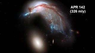 How Far Away Is It - 15 - Colliding Galaxies (1080p)