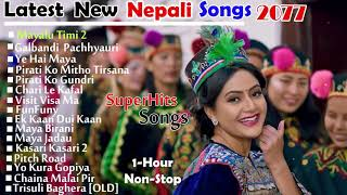 Latest New Nepali Songs Audio Jukebox    Hit Nepali Songs Collection 2077    Superhit Songs 2020