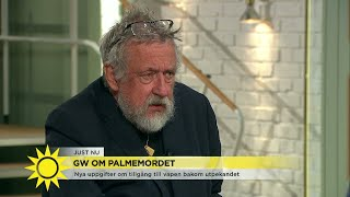 """GW om nya utpekade Palmemördaren: """"Därför hoppas jag att det inte är han"""" - Nyhetsmorgon ("""