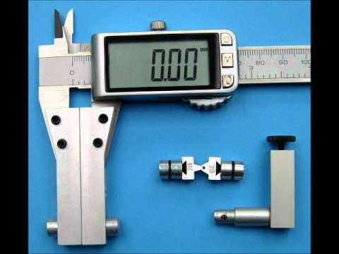 Part 2 External thread pitch diameter measurement.wmv