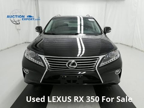 Used Lexus RX for Sale in USA, Shipping to United Arab Emirates