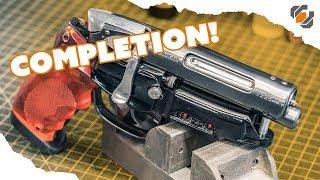 Building a Legit Blade Runner Blaster Kit Part 3 - Wiring & Final Assembly