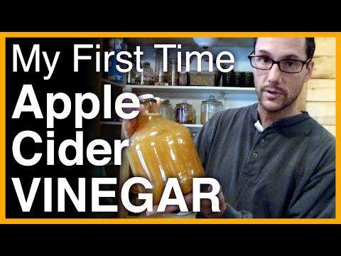 Homemade Apple Cider Vinegar (ACV), Incubating Duck Eggs and Luke DANCES!