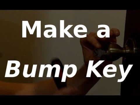Fast Hacks #9 - Make a Bump Key