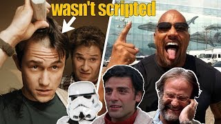Improvised Movie Jokes That Turned Out to be Hilariously Genius