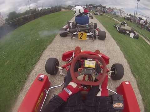 Rotax Go Kart - Indy 800 Kart Track Butterfly Farm Windsor (1)