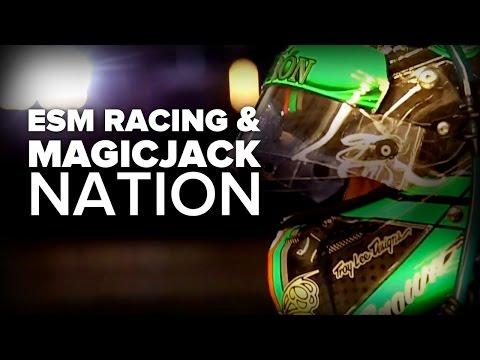 ESM Racing Team Uses magicApp   magicJack