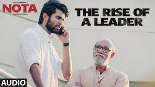 The Rise Of A Leader Full Audio Song | Nota Tamil | Vijay Deverakonda | Anand Shankar | Sam C.S.
