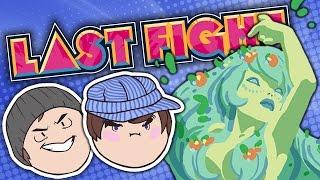 Last Fight - Steam Train
