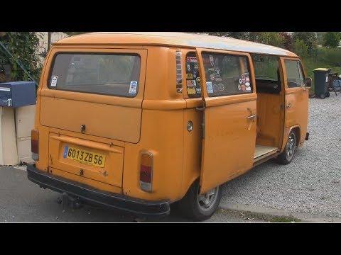 VW Combi Type 2