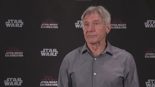 Harrison Ford on Carrie Fisher: I