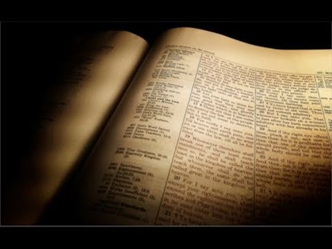 You Won't Believe Who Wants To Get Rid of Old Testament & Liberate the Bible!