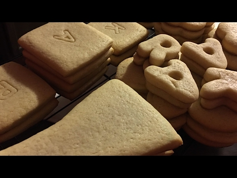 Cookie Basics - Easy Roll Out Sugar Cookies