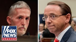 Gowdy to Rosenstein on Russia probe: