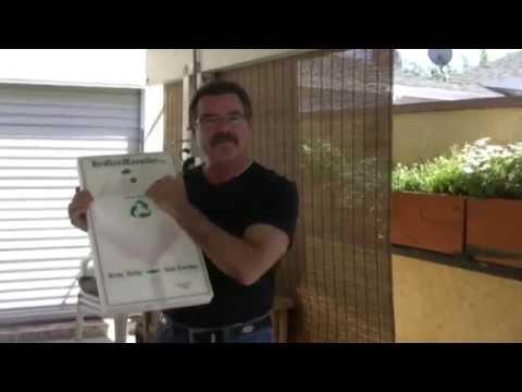 The Bird Seed Recycler - Turns Seeds Into Savings