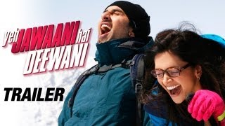 Download Yeh Jawaani Hai Deewani - Official Trailer | Ranbir Kapoor, Deepika Padukone Video