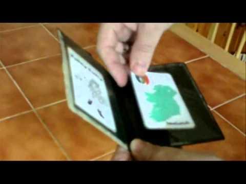 Irish Passport Leprechaun's Passport