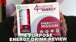 Download We Try 4 Purpose Energy Drinks Video