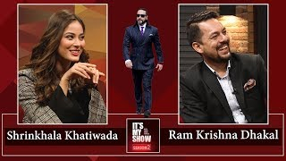Shrinkhala Khatiwada & Ram Krishna Dhakal   It's My Show with Suraj Singh Thakuri S02 E05
