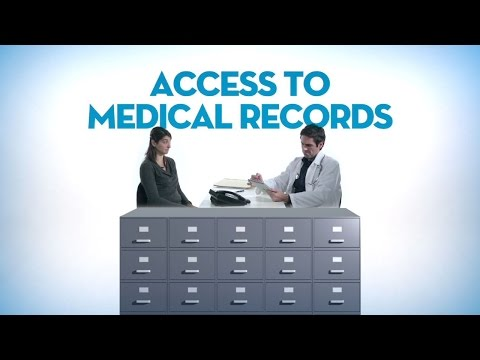 Access to Medical Records - The Law in Your Life (by Éducaloi)