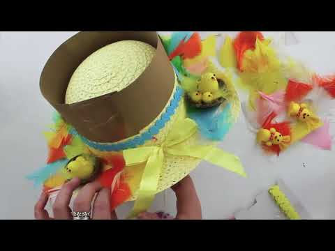 Easter Bonnet Tutorial - The Works Stores