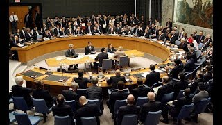 Экстренное заседание Совбеза ООН по провокации в Азовском и Черном морях. Полное видео