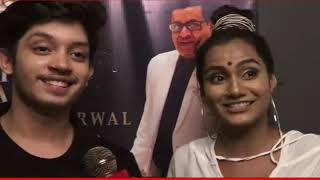 TIK TOK STARS Chitralekha Sen & |Ritik Chouhan Team |Full Interview at Album Launch Mere Sapno Mei