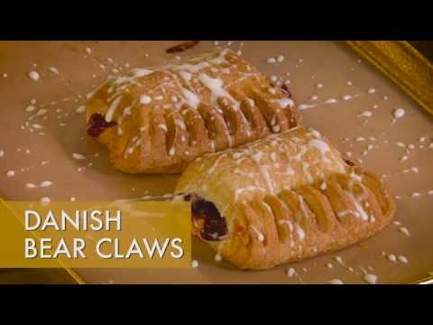Intro to Dough: Danish Bear Claws