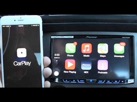 How To Install Apple CarPlay On Pioneer In-Dash Receiver
