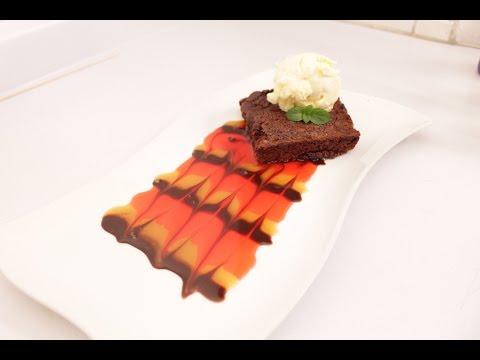 Dessert Plating Techniques