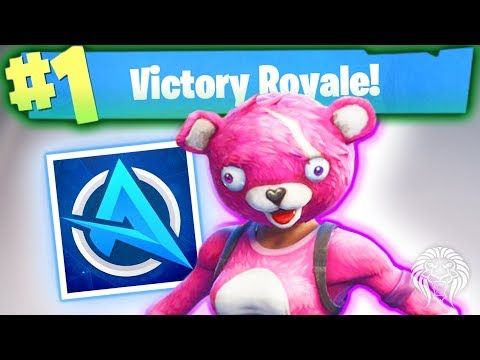 GETTING CARRIED BY ALI-A TO VICTORY! Fortnite: Battle Royale Funny Moments & Highlights