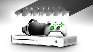 Surprise Xbox Series X Reveals Upgrade & More Hardware | AMD Arcturus Navi & Zen 2 | Two Consoles