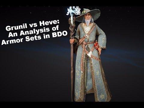 Grunil vs Heve