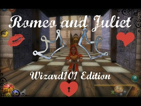 Romeo and Juliet: Wizard101 Edition