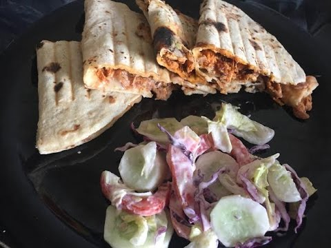 How to make:Mexican Quesadillas