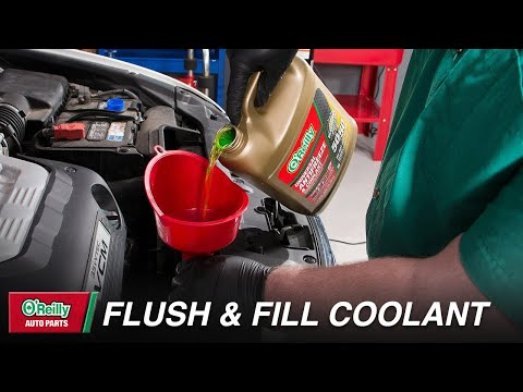 How To: Check, Flush & Fill Your Vehicle's Coolant